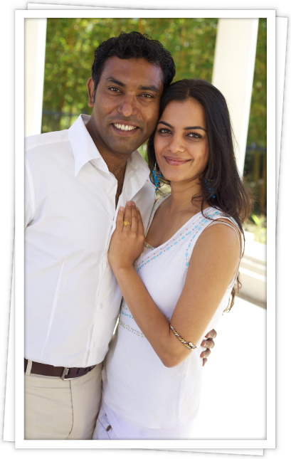 Vish and Deypika - Yoga and Love